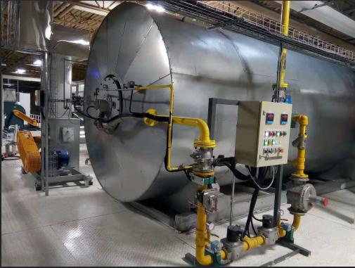 高温高速-有机废气处理