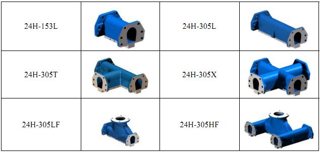24H线性燃烧器参数