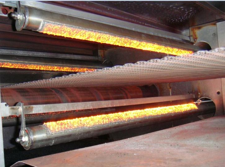 昆山金属纤维低氮燃烧器