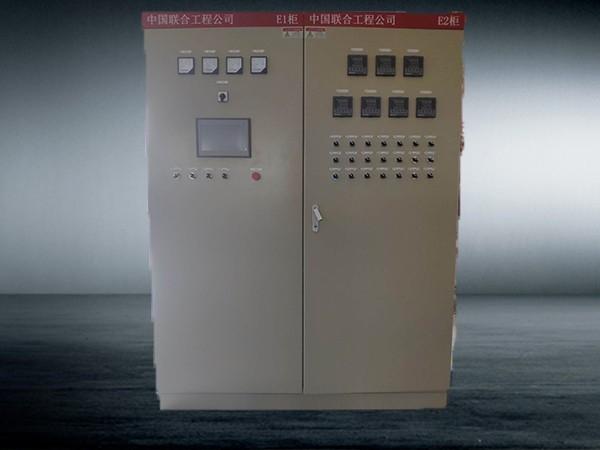 常规工业炉电控系统1-1