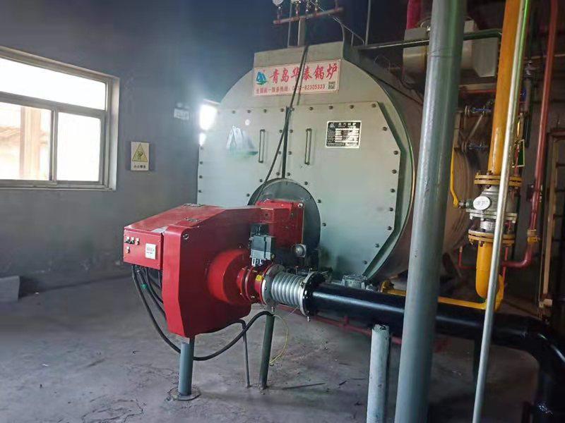 锅炉低氮燃烧器