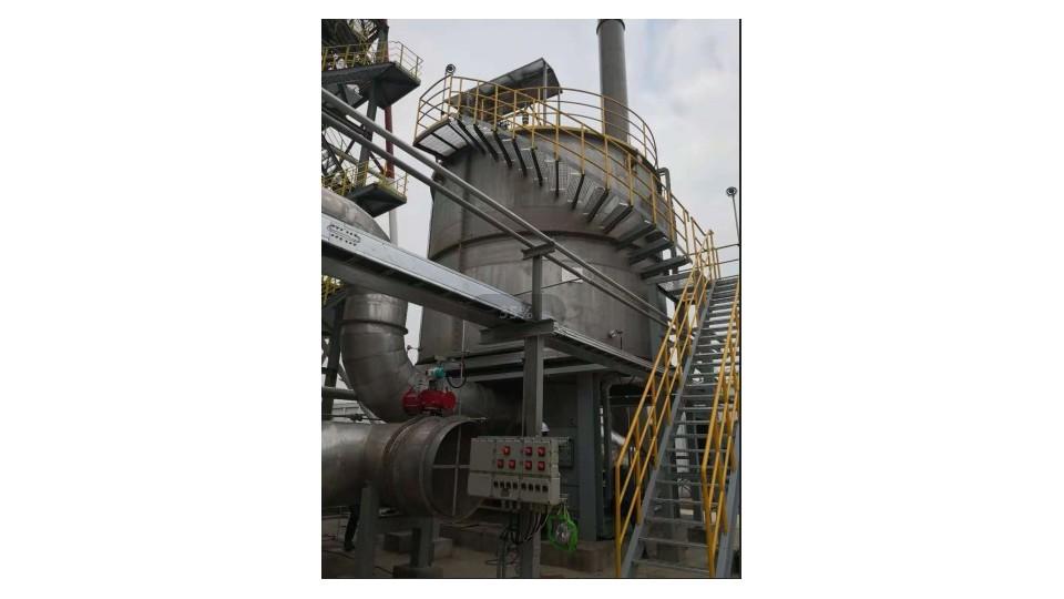 四川石化污水处理厂废气提标改造配套工业燃烧器项目
