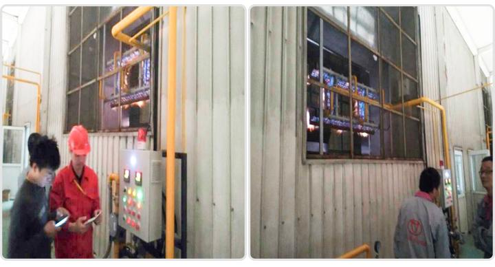 上海康迪现场施工照片