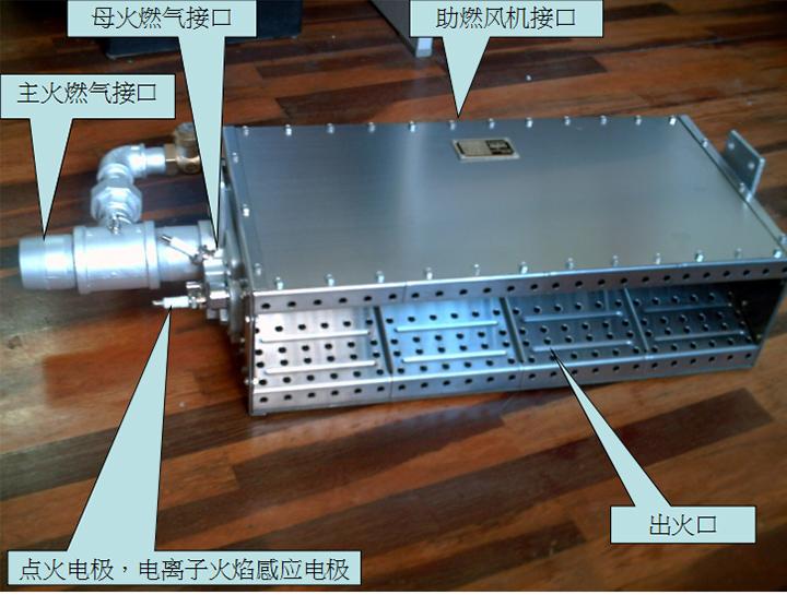 热风炉直燃式DCM-40