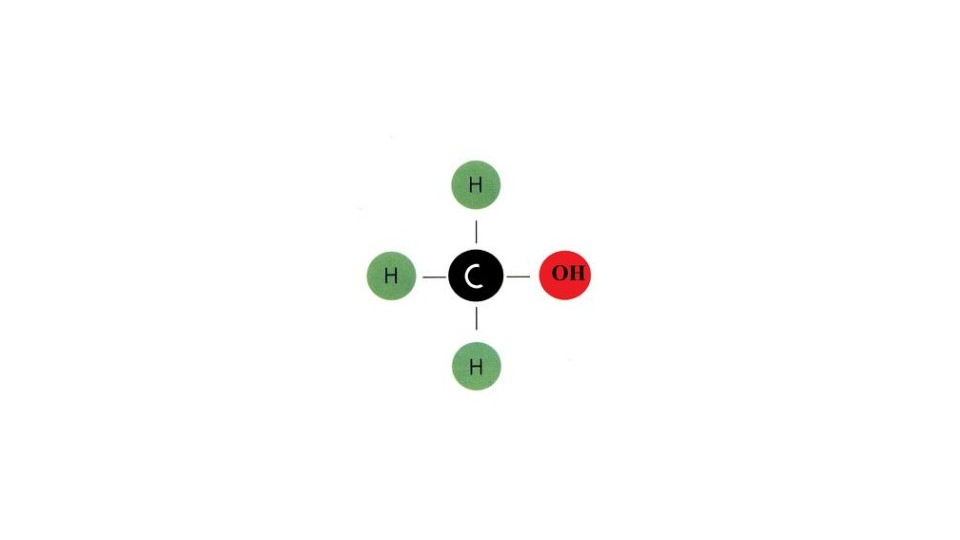 甲醇(CH3OH)