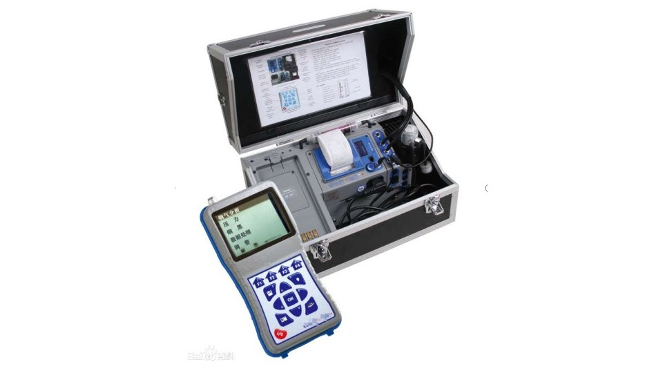 烟气分析仪+电子比调